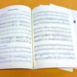 楽譜 印刷 製本